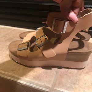 912bdd07d362 Birkenstock Shoes - Papillio by Birkenstock Linnea Platform Sandal